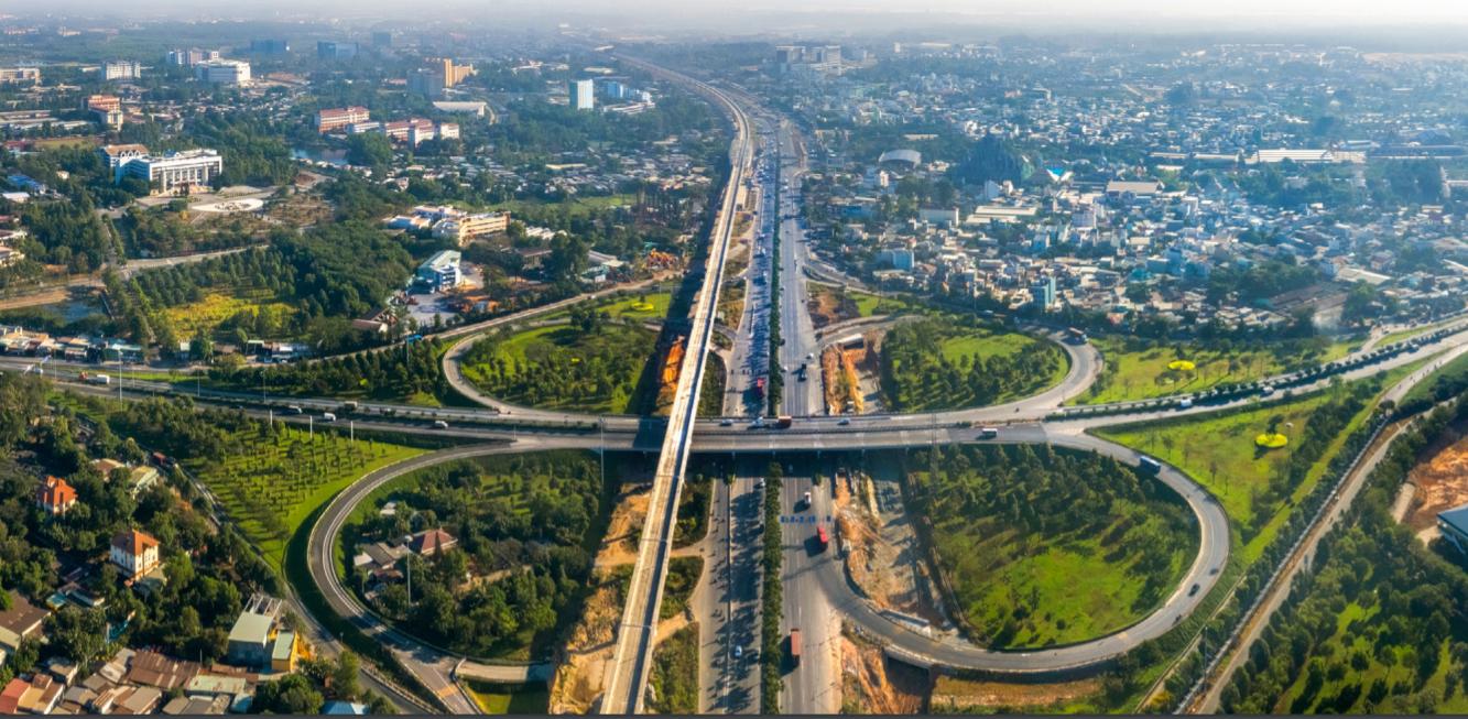 """Đồng Nai trở thành """"điểm sáng hạ tầng"""" với hàng loạt dự án tầm cỡ đã và đang được triển khai"""